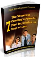 Powerful First Impression - eBook